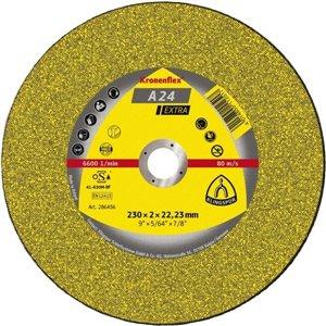 Tarcza 180x2x22 metal Klingspor A 24 EX 286455 25 szt