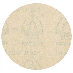 Krążek czepny na folii FP 73 WK 125 S0 granulacja 80 Klingspor 321596 100 szt