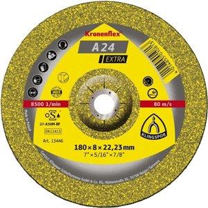 Tarcza 180x6x22 metal Klingspor A 24 EX 231862 10 szt