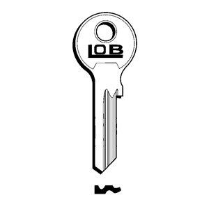 Klucz surowy LOB AM200 do KS, KM, KT02, ZMB 10szt