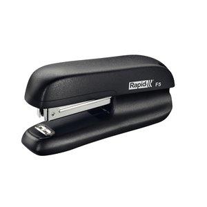 Zszywacz biurowy mini F5 Rapid czarny