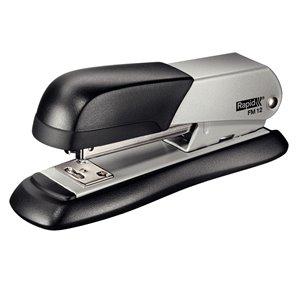 Zszywacz biurowy metalowy FM12 Rapid HS srebrny