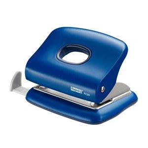 Dziurkacz biurowy mały FC20 Rapid niebieski