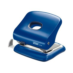 Dziurkacz biurowy FC30 Rapid niebieski