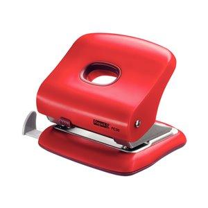Dziurkacz biurowy FC30 Rapid czerwony