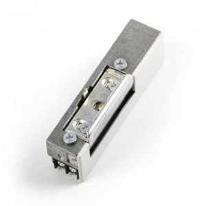 ELP Elektrozaczep R3 12V AC/DC z blokadą i pamięcią, lewy