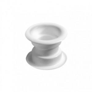 Tuleja wentylacyjna z tworzywa Ø-30 biała