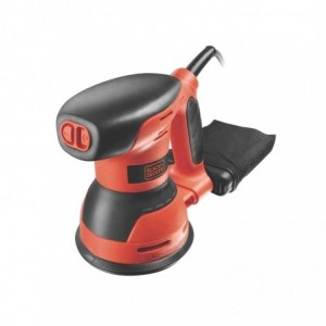 Szlifierka mimośrodowa 125mm 260W Black&Decker KA198-QS