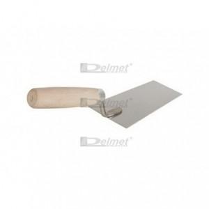 Kielnia murarska trapezowa nierdzewna 130 mm
