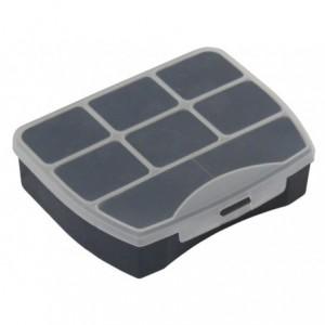 Pojemnik skrzynka organizer Domino 12 120x100x30mm