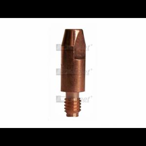BINZEL 0,8 MB25 końcówka prądowa M6x28mm