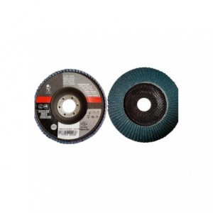 Lamelka tarcza listkowa 125 gr.40 metal/inox Norton ATLAS  66623326468 1 szt