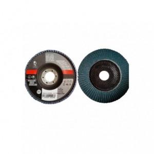 Lamelka tarcza listkowa 125 gr.60 metal/inox Norton ATLAS  66623326469 1 szt