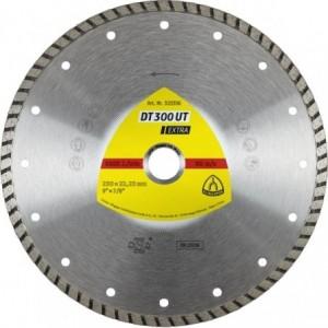 Tarcza diamentowa 230 uniwersalna Klingspor DT 300 UT 325356