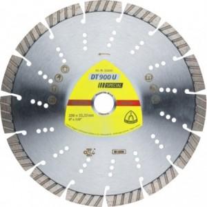 Tarcza diamentowa 125 uniwersalna Klingspor DT 900 U 325209