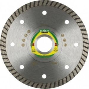 Tarcza diamentowa 115 płytki ceramiczne Klingspor DT 900 FT 325392