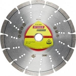 Tarcza diamentowa 230 beton Klingspor DT 900 B 325034