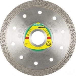 Tarcza diamentowa 125 płytki ceramiczne Klingspor DT 900 FP 331040