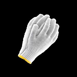 Rękawice robocze dziane bawełna poliester RDZ