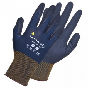 Rękawice robocze ochronne nylonowe ULTRA-OIL 10