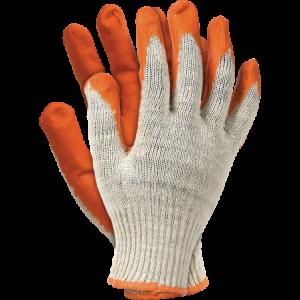 """Rękawice robocze, powlekane, pomarańczowe, """"Wampirki"""" R.450N"""