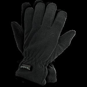 Rękawice robocze ocieplane polarowe wkładka Thinsulate RTHINSULPOL B