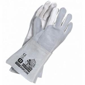 Rękawice spawalnicze ze skóry INDIANEX RSPLLUX