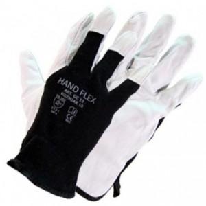 Rękawice robocze kozia skóra licowa HAND FLEX GC-12 10