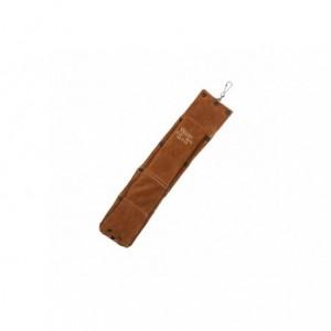 Worek na elektrody skórzany 2kg pojemności 44-7110