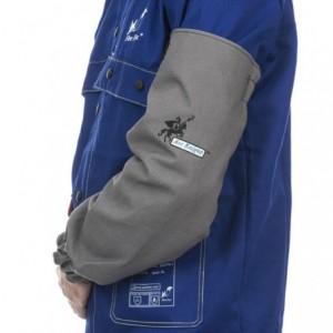 Rękawy spawalnicze, trudnopalne, bawełniane Arc Knight® 38-4321XL