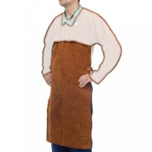 Fartuch spawalniczy skórzany 71x56cm Lava Brown™ 44-7828