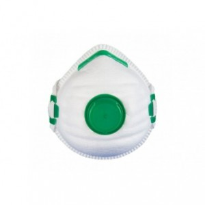 Półmaska filtrująca przeciwpyłowa z zaworem FS-21 V FFP2 NR D
