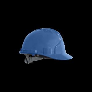 Kask, hełm ochronny z tworzywa ABS niebieski KAS N