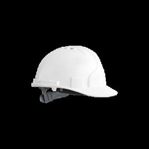 Kask, hełm ochronny z tworzywa ABS biały KAS W