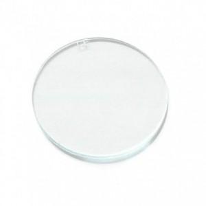 Szybka szkło bezbarwne ochronne do gogli spawalniczych fi-50