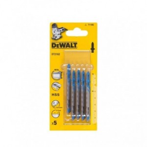Brzeszczoty do wyrzynarek do cięcia metalu DeWALT DT2162