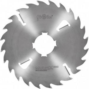 Piła HM MULTIX PRO Standard 0350x80x3,6/2,5/24+4z 2GS 4(20x6) do cięcia drewna suchego...