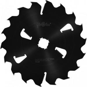 Piła HM MULTIX PRO Plus 0450x70x4,8/3,2/18+6z GM 4(20x6) do cięcia drewna świeżego na wielopiłach z dużym posuwem GLOBUS