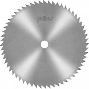 Piła zwykła KB 0125x22,2x1,0/60z do cięcia poprzecznego drewna twardego i miękkiego GLOBUS