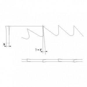 Zewnętrzna szybka ochronna bursztynowa do przyłbicy Sentinel A50