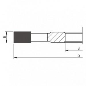 Zestaw wiertła bity końcówki wkrętaki Black&Decker A7218 53 elementy