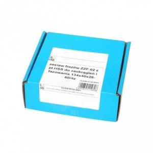 Narzędzie do marmurkowania Schleffix SFM 656 40X30X6 granulacja 60 Klingspor 13859 10 szt