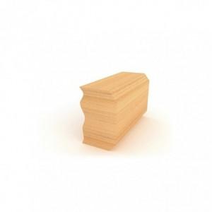 Narzędzie do marmurkowania Schleffix SFM 656 60X30X6 granulacja 60 Klingspor 13865 10 szt