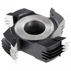 Frez HSS nasadzany do złącz wieloklinowych 0140x40x50/4z łączenie na długość GLOBUS