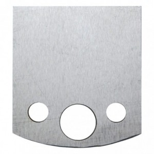 Nóż do profilowania, ogranicznik posuwu do profilowania 0040x32,5x4 do głowicy LJ010 GLOBUS