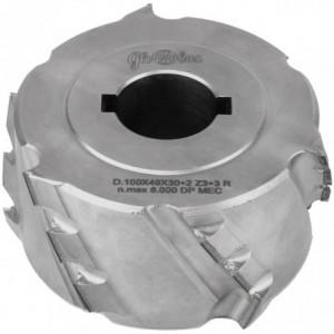 Głowica DIA TOP-CUT 1 eco 0080x30x32/3+3z prawa GLOBUS
