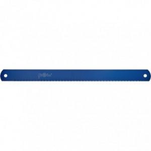 Brzeszczot maszynowy HSS 0300,00x32,0x1,60/6z 8,20 do cięcia stali na pilarkach ramowych GLOBUS