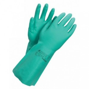 Rękawice ochronne nitrylowe RNIT-VEX 8